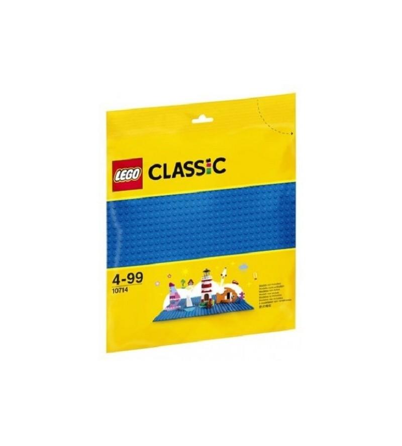 LEGO 4+  Base azul  10714